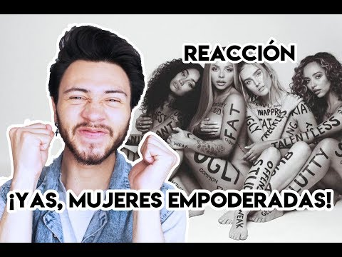 REACCIÓN A 'STRIP' - LITTLE MIX | Niculos M