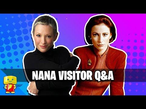 Nana Visitor Q&A
