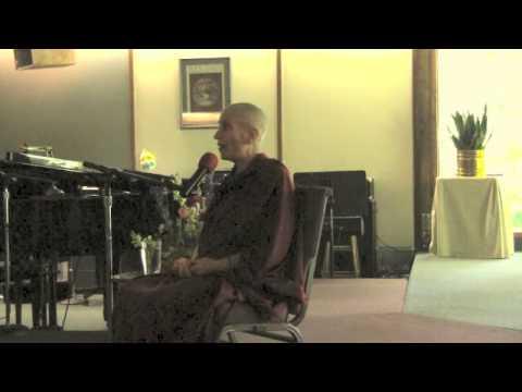 7-31-11 A Talk on Forgiveness