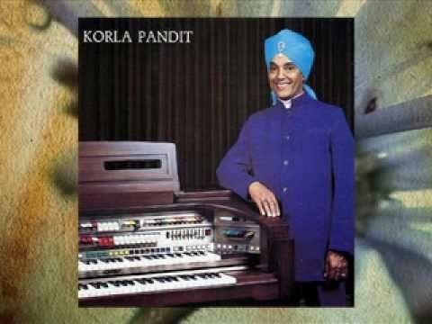 Organ Celebrities 27 KORLA PANDIT