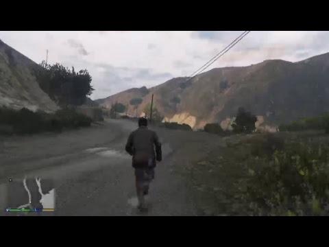 GTA V: Кирилл произносит 300 раз - какашка