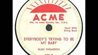 Gene Thompson -  Everybody
