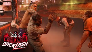 Priest and Miz fight off Army of the Dead: WrestleMania Backlash 2021 (WWE Network Exclusive)