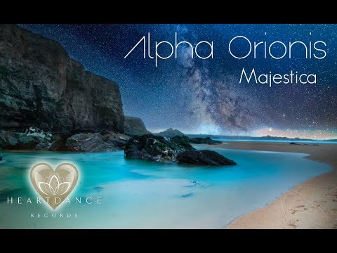 Alpha Orionis | Auriga to Orion | Majestica | Heart Dance Records | Chill Groove Ambient