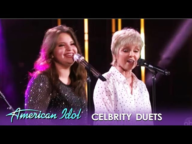 American Idol's First Night Of Celebrity Duets Ends With