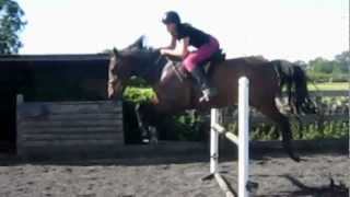 Clips from tonights jumping at home + other pics