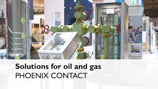 Oil and gas industry trends Hannover Fair 2018
