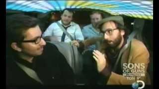 CASH CAB! James Kennedy, Nathaniel Kent, Dan Moyer and Dan Wohl dominate Cash Cab
