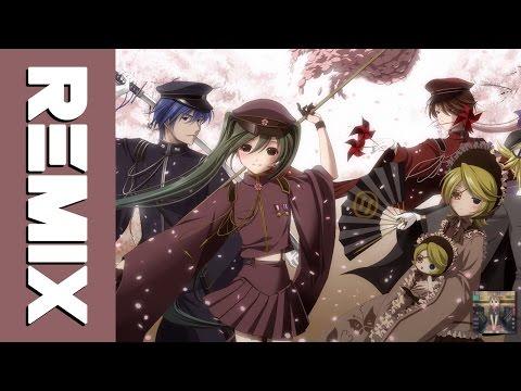 "Hatsune Miku - Senbonzakura ""千本桜"" (Simpsonill Remix)"
