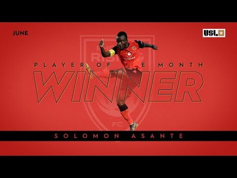 Phoenix's Asante Voted Championship's Player of the Month