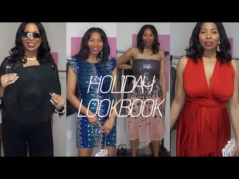 plus-size-holiday-lookbook:-causal,-glam,-feminine-&-show-stopper-|vlogmas-day-17