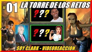 LA TORRE DE LOS RETOS #01 (Mortal Kombat 9)