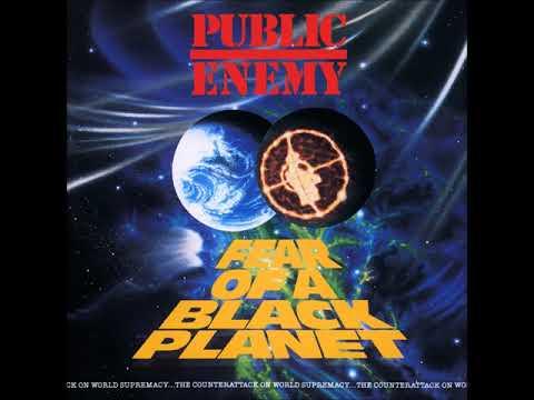 Public Enemy - Fear of a Black Planet [Full Album]