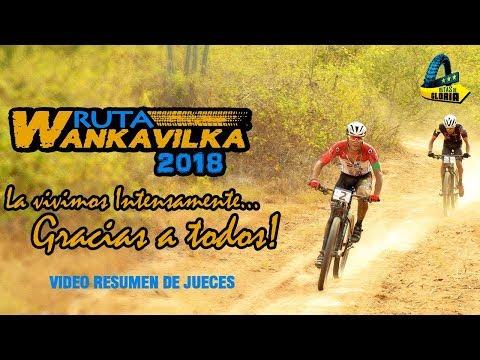 Ruta Wankavilka 2018 - Video de Control
