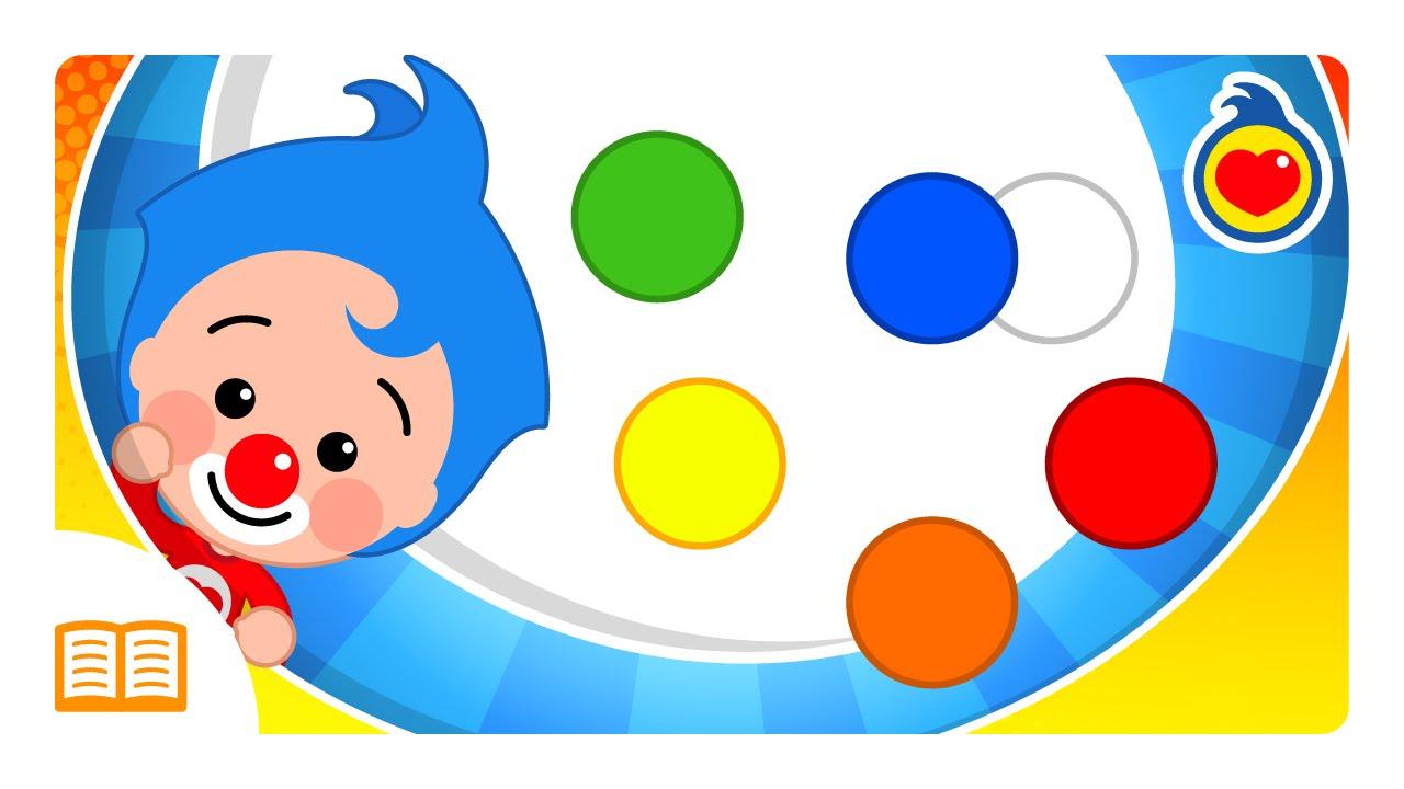 Los Colores - Plim Plim Presenta - Videos Educativos - YouTube