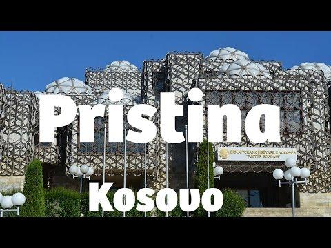 Como viajar por Kosovo - Pristina #1