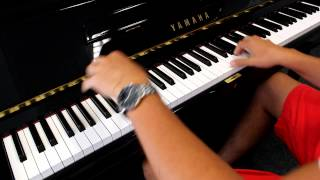 Lost Frequencies feat. Janieck Devy - Reality Piano Cover