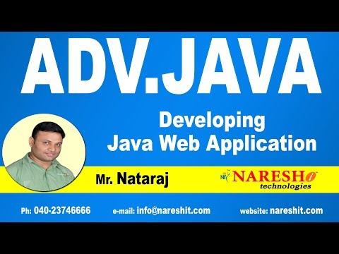 developing-java-web-application-part-2-|-advanced-java-tutorial-|-mr.nataraj