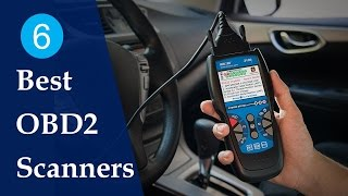 Best OBD2 Scanners 2018 Tool Review (reads ABS,SRS Airbag)
