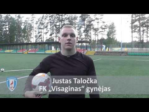 """20. Justas Taločka kvietimas į rungtynes su Utenos """"Utenis-2"""" komanda"""