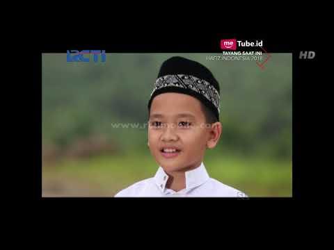 HAFIZ INDONESIA 2018 - Masyaallah Ahmad Bisa Menirukan Suara Imam Abdurrahman Al Ausy [24 Mei 2018]