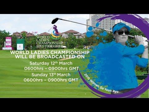 Mission Hills World Ladies Championship 2016 Round 3