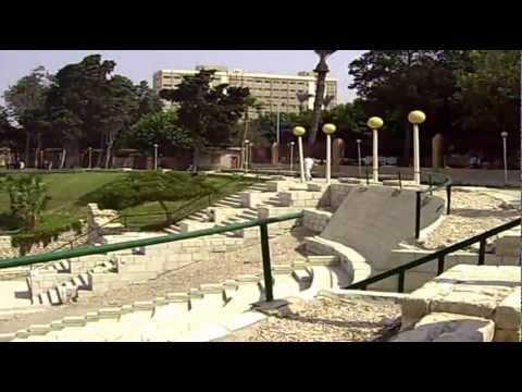 Alexandria, Roman Theater (Kom El Dikka)