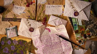 Writing My Friends Victorian Letters