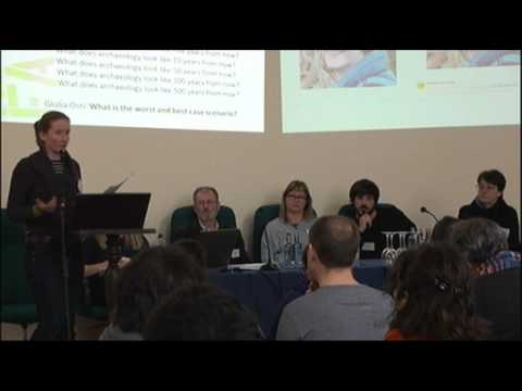 Thinking the practice. Working groups: A short introduction. Presentation of GRASCA