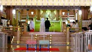 Daisuke & Shima Wedding