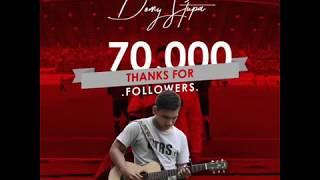 thanks for 100k followers instagram domystupa
