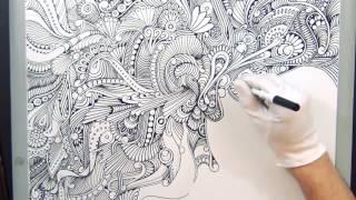 (: Dry Erase Board ART Shenanigans :)