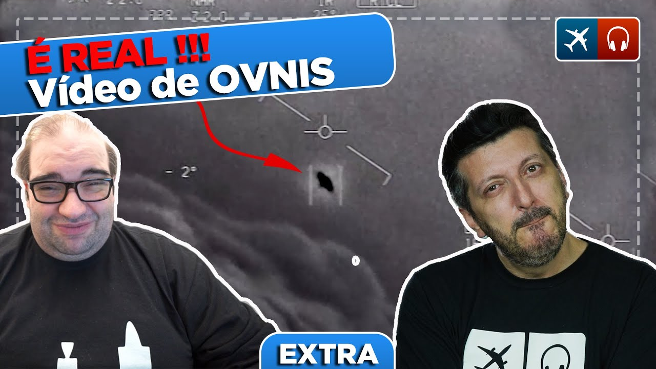 Download OFICIAL: Video dos OVNIS é real ft. @SpaceToday  EP. 611