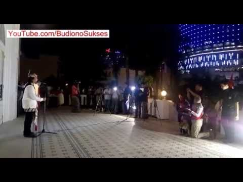 Orasi 3 Menitan 19 September 2016 Teras Bendera Hotel Majapahit
