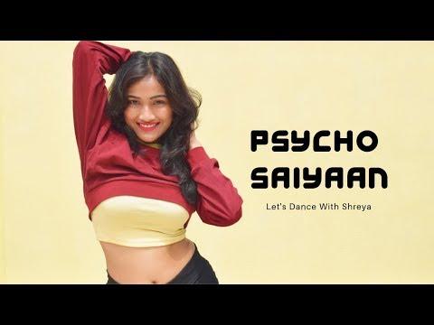 Download Lagu  Saaho : Psycho Saiyaan| Prabhas,Shraddha Kapoor | Let's Dance With Shreya Mp3 Free