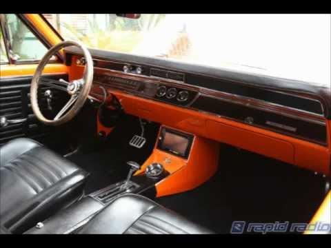1967 Ss Chevelle Rapid Radio Sony Upgrade Youtube