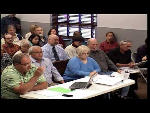 Planning Commission Business Session (Gas Pipeline Repurpose)