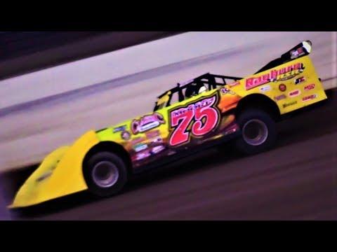 10-5-19 Late Model Heat 2 Oakshade Raceway