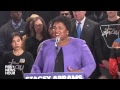 WATCH LIVE: Stacey Abrams, the Democratic candidate for governor in Georgia, holds a news conference