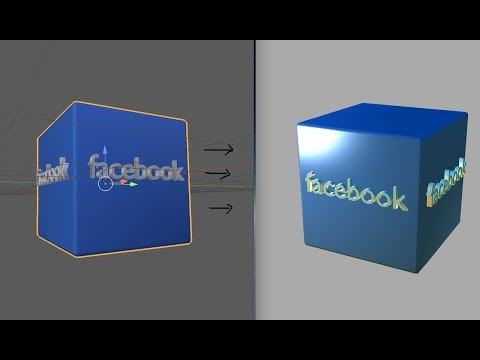ARVLOGTUT / Tutorial Facebook 3D Post using Blender and ThreeJS Editor