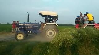 farmtrac 6055 vs arjun 605