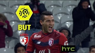 Video Gol Pertandingan LOSC Lille Metropole vs SM Caen