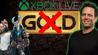 Do The Right Thing Microsoft and REMOVE the Xbox Live Gold Paywall for Fortnite and all F2P Games!