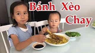 Gambar cover Bánh Xèo Chay Nhà làm Thơm Ngon | Duong Nguyen Family