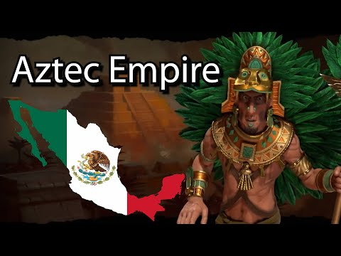 what if Mexico took over the world! (Sid Meier's Civilization 6) Aztec takeover |