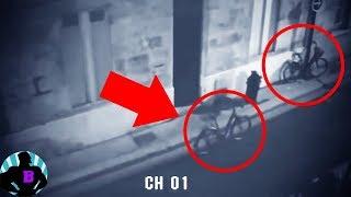 6 aterradores vídeos de objetos inertes moviéndose solos