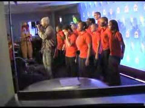 McDonalds Junior Gospel Choir - New York #2