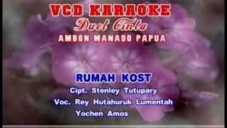 Rey Hutauruk Lumenta, Yochen Amos - Rumah Kost (Official Lyrics Video)