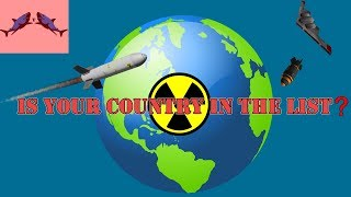Nuclear Powers Of The World At A Glance Video 2017 18