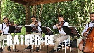 Baixar Rather Be - Clean Bandit | Monte Cristo Coral e Orquestra | Quarteto de Cordas Para Casamentos